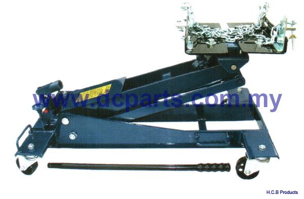 General Truck Repair Tools TRANSMISSION FLOOR JACK 1 TON A2013